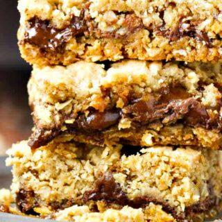 Chocolate Caramel Bars