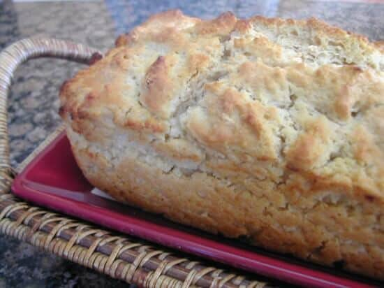 Looking for an easy but awesome beer bread recipe? This one never fails and has a wonderful flavor!