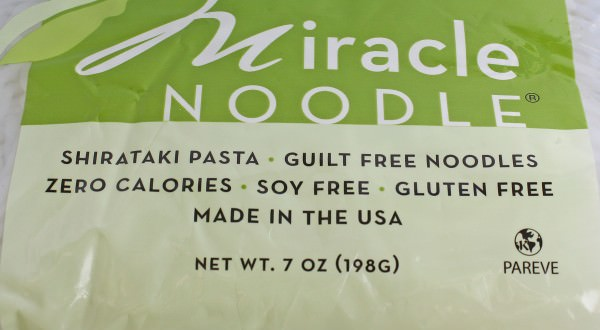 Just what are Miracle Noodles and are they worth the hype?