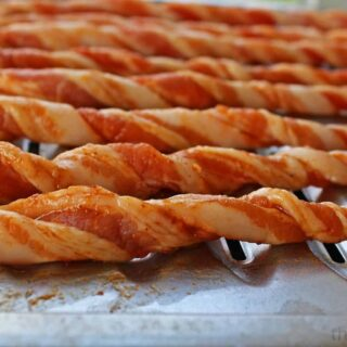 now that's some twisted bacon!
