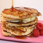 The BEST Oatmeal Pancakes