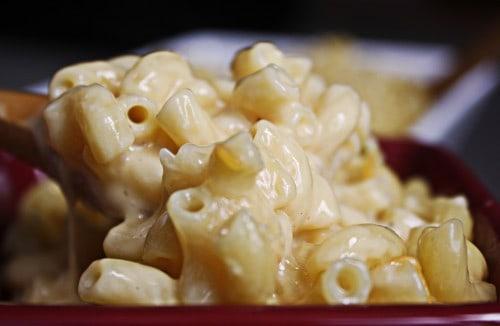 alton brown's mac 'n cheese recipe