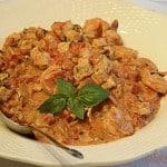 ravioli jambalaya