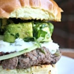 Hot and Spicy Queso Fresco Burgers