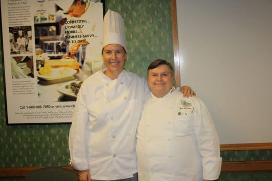 Attending CIA Boot Camp in Hyde Park was one of the best things I've ever done in my career as a chef.