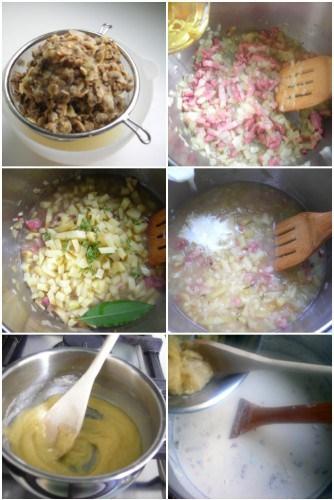 how to make new england clam chowder