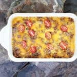 the BEST egg casserole