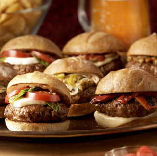 Blog for a Cause & Italian Sausage Sliders