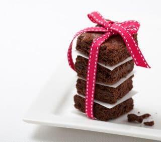 skillet brownies {with a secret ingredient}