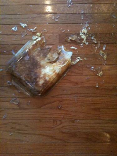 dinner ruined