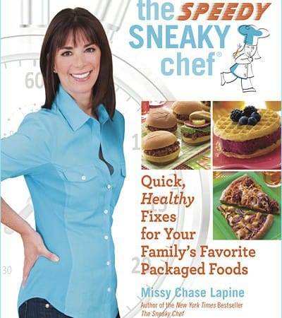 the speedy sneaky chef {giveaway & recipe}