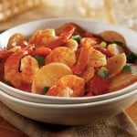 Cajun Shrimp & Potato Chowder
