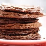 3-Ingredient Nutella Cookies