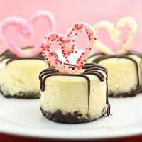 Best Ever Mini Cheesecakes
