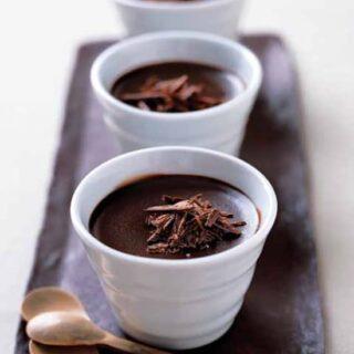 chocolate espresso pots de creme