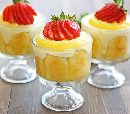 lemon tiramisu recipe