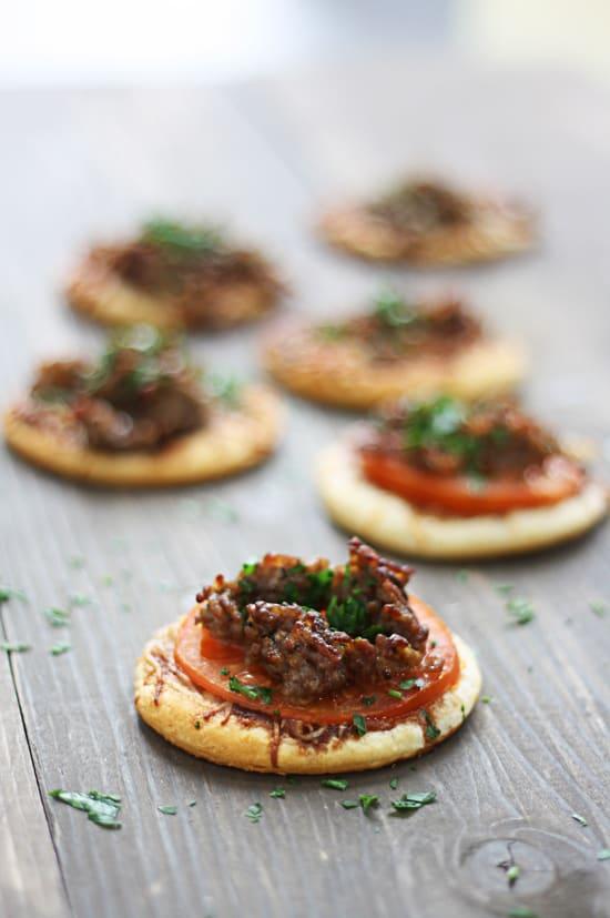 balsamic pizza