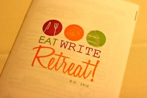 eat write retreat