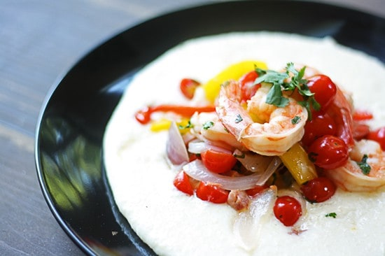 Chef Geoff's Shrimp and Grits Recipe