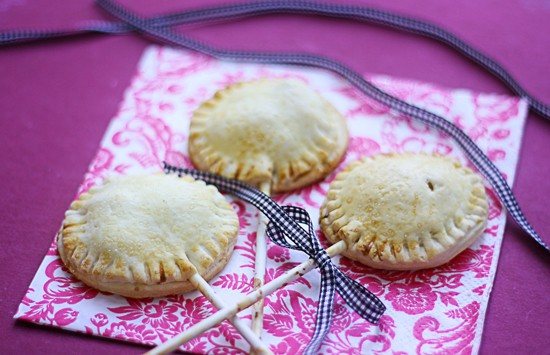 easy pie pops