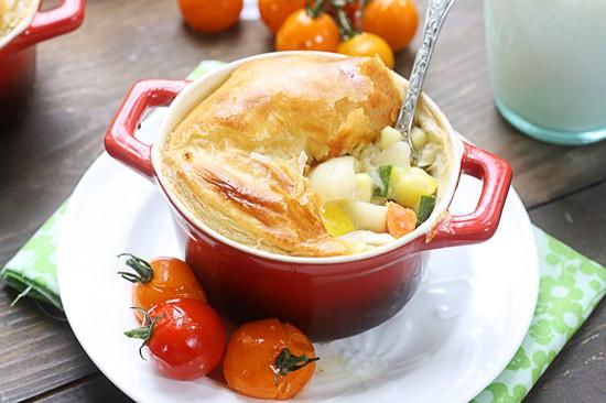 individual pot pies