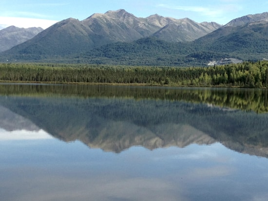 lake in anchorage