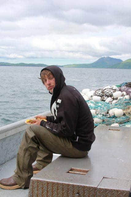 Mason in Alaska