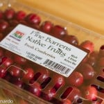 fresh cranberries from whole foods