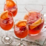 sparkling grapefruit sangria recipe
