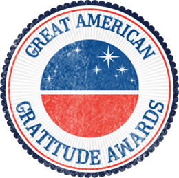 Great American Gratitude Awards!