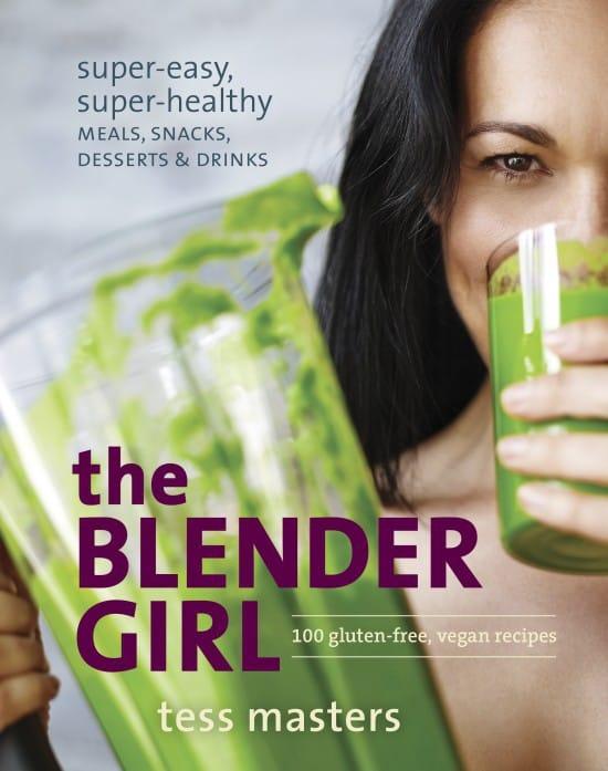 the BLENDER GIRL's cookbook - it rocks!!