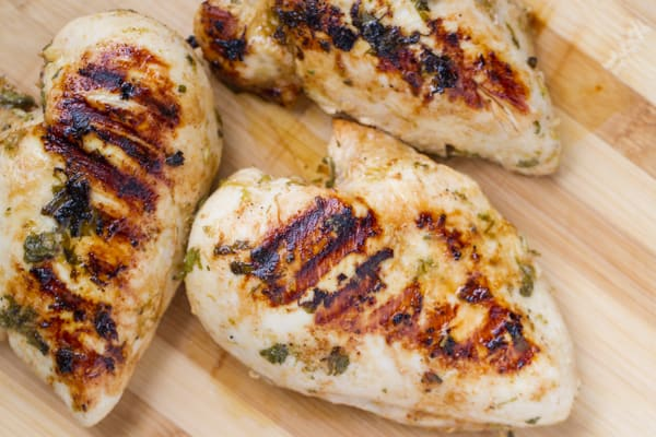 You'll be amazed with the amount of flavor in this cilantro lime chicken. Perfect on its own or in any number of dishes!