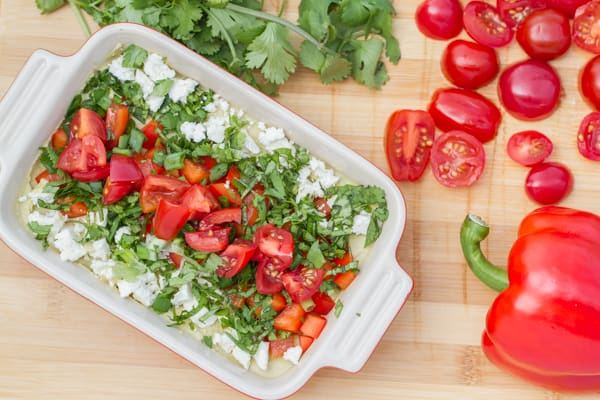 mexican layered hummus dip   www.thewickednoodle.com #cincodemayo #healthy