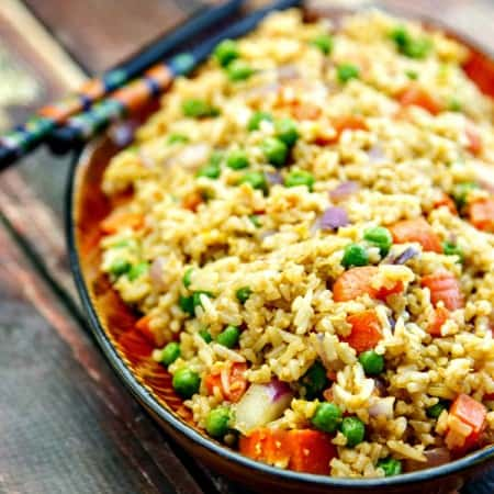 Easy Fried Rice {cheap eats}