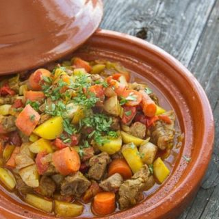 Easy Beef Tagine