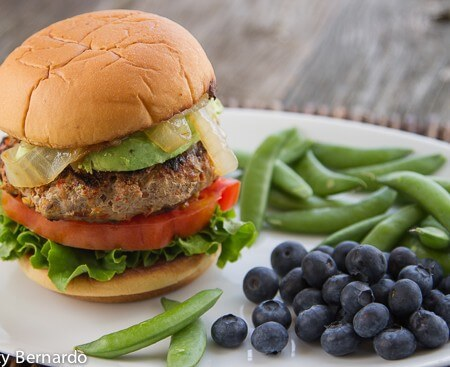 Best Turkey Burger Recipe