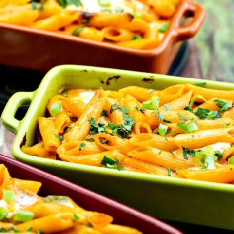 5-Cheese Baked Pasta