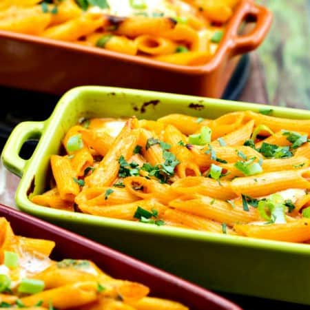 Incredibly Indulgent 5-cheese Baked Pasta