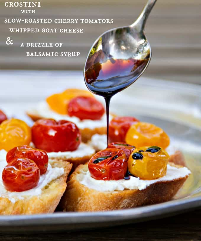 an easy, elegant & delicious appetizer!
