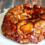 monkey bread – warm, soft and gooey