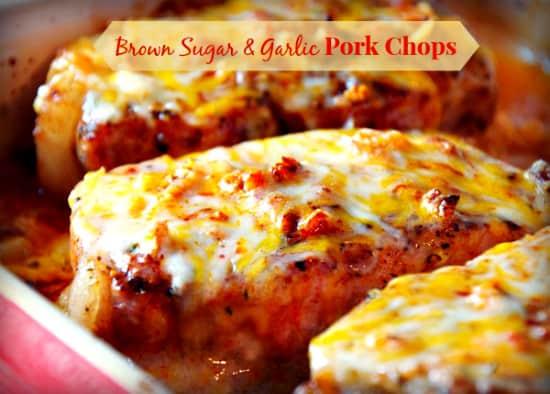 Fancy pork chop recipes