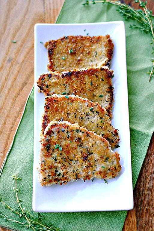 Herb Crusted Pork Chops | Pork Chop Recipes
