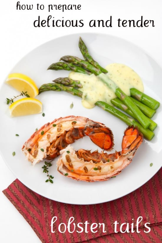 Lobster is easy to prepare yet so delicious and elegant. This lobster tail recipe and tips will make you a lobster cooking pro!