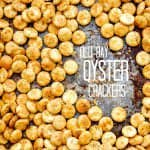 Seasoned Oyster Crackers with Old Bay