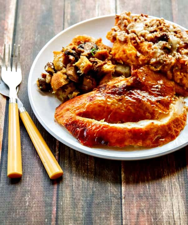 Turkey With Crispy Skin | Last Minute Thanksgiving Dinner Ideas Your Family Will Be Grateful For
