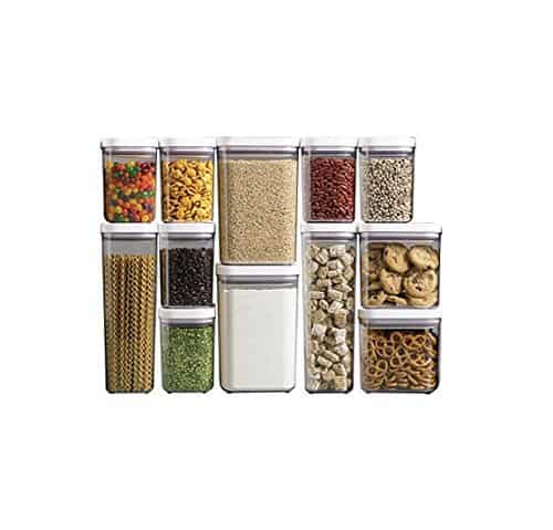 These airtight containers ROCK. I love them for storage and keeping food fresh but my favorite is that my brown sugar stays soft!