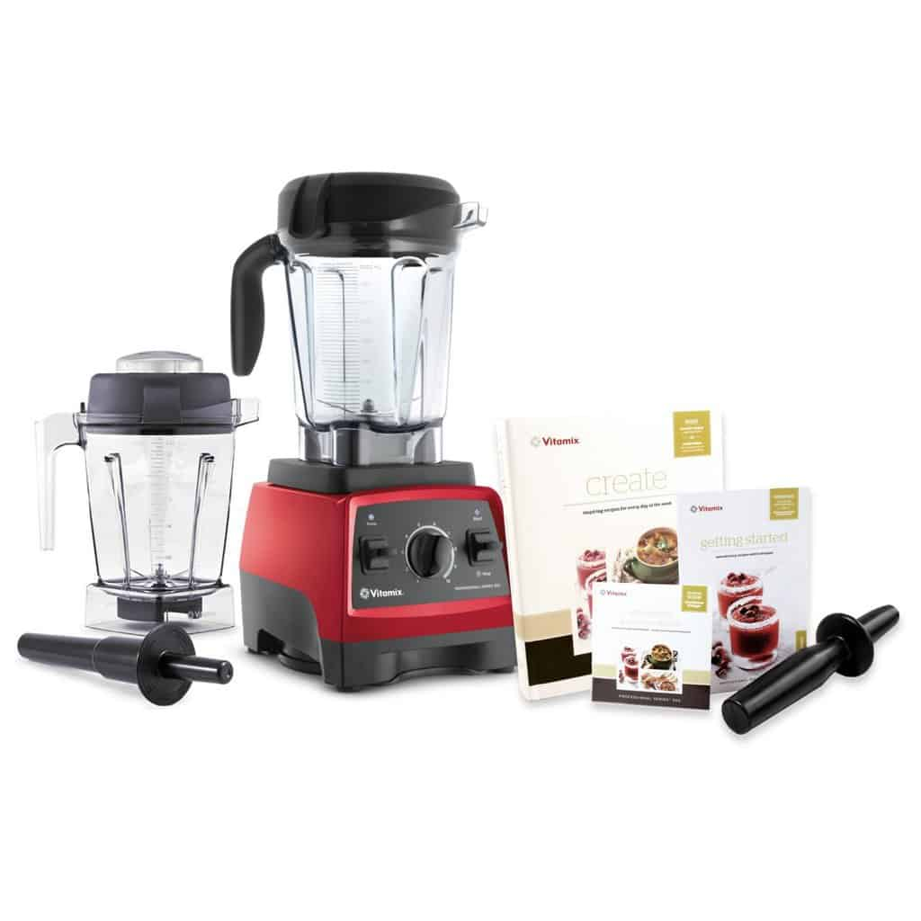 The Vitamix is for so much more than smoothies! Make healthy soups fast  - and heat it right in the blender!