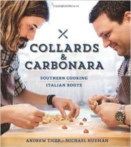 Collards and Carbonara
