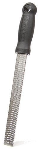 I can't live without microplane grater!