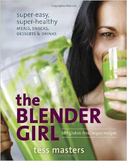 The Blender Girl cookbook - a FANTASTIC cookbook from one of my favorite bloggers!